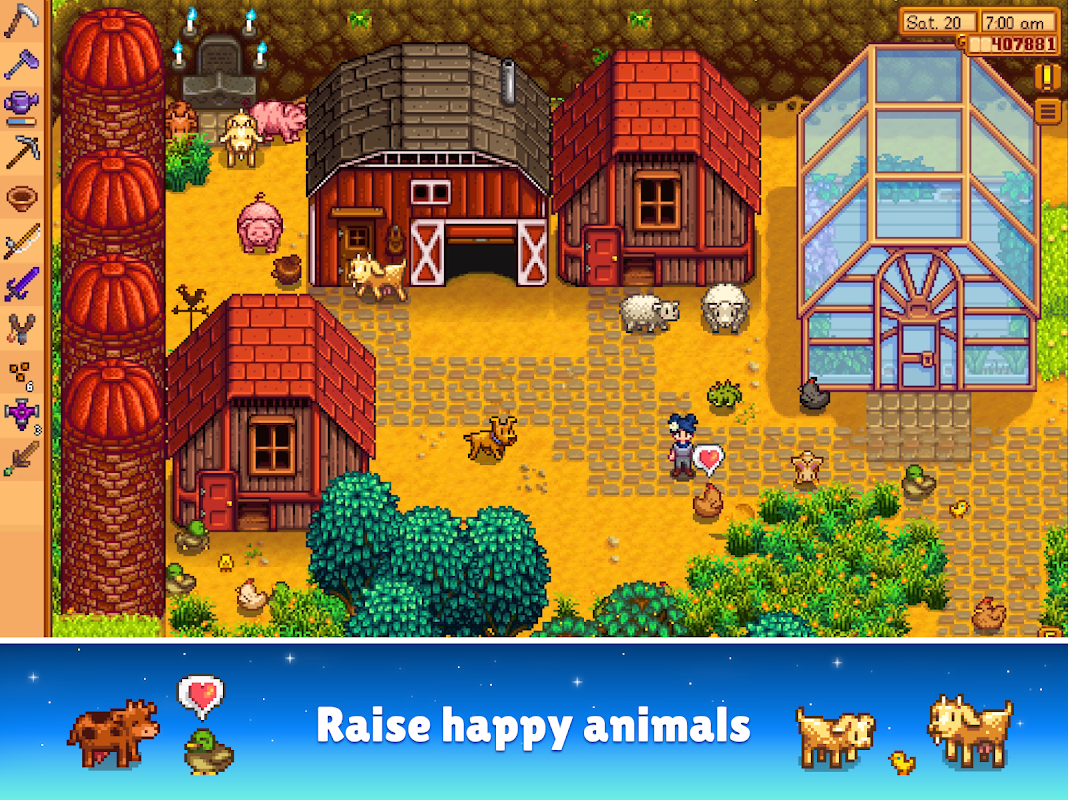 Stardew Valley 1.18 Screen 6