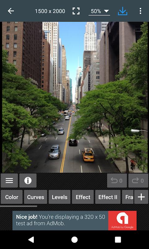 Photo Editor 4.8 Screen 8