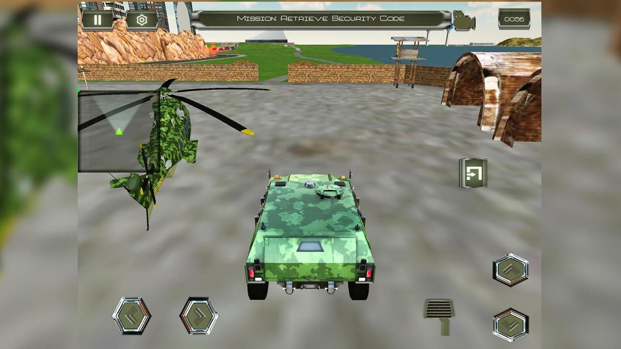 Army Criminals Transport Plane 2.0 1.0.1 Screen 6