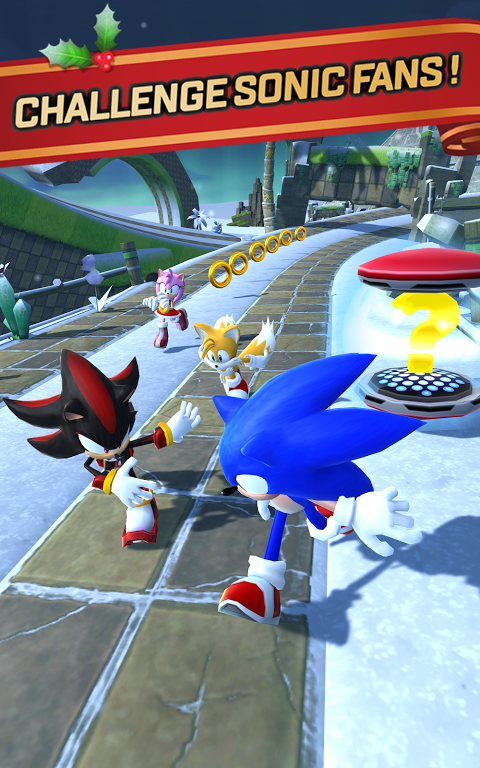 Sonic Forces: Speed Battle 1.2.0 Screen 7