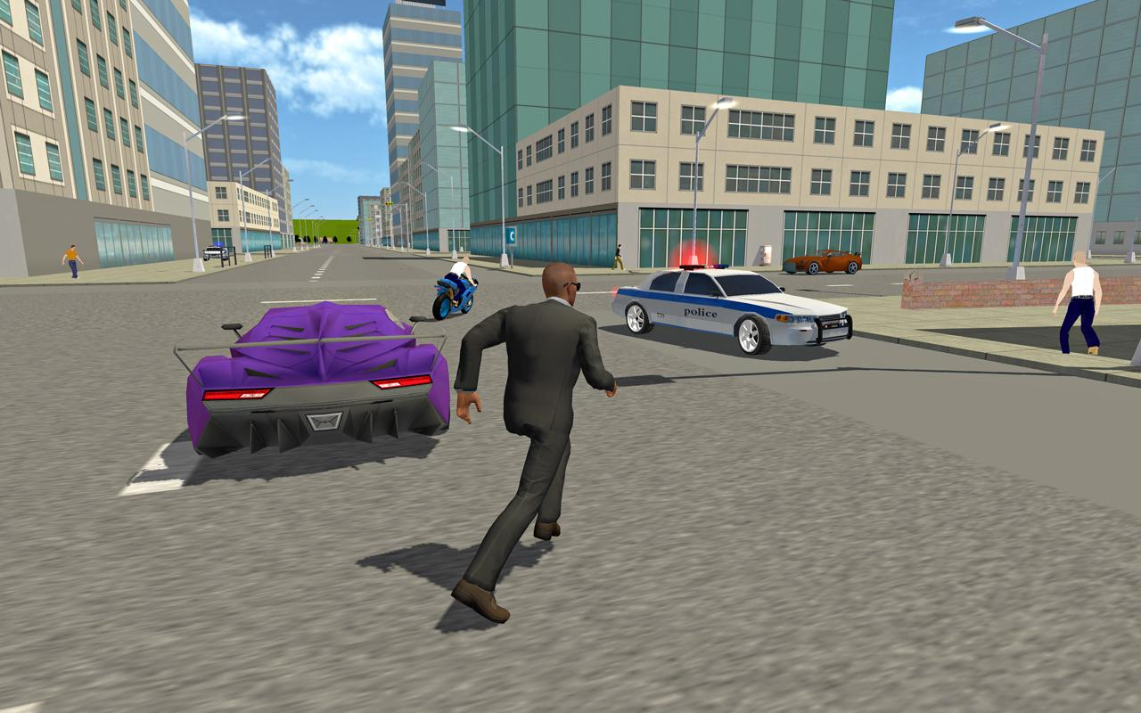 Android City Fight San Andreas Screen 5