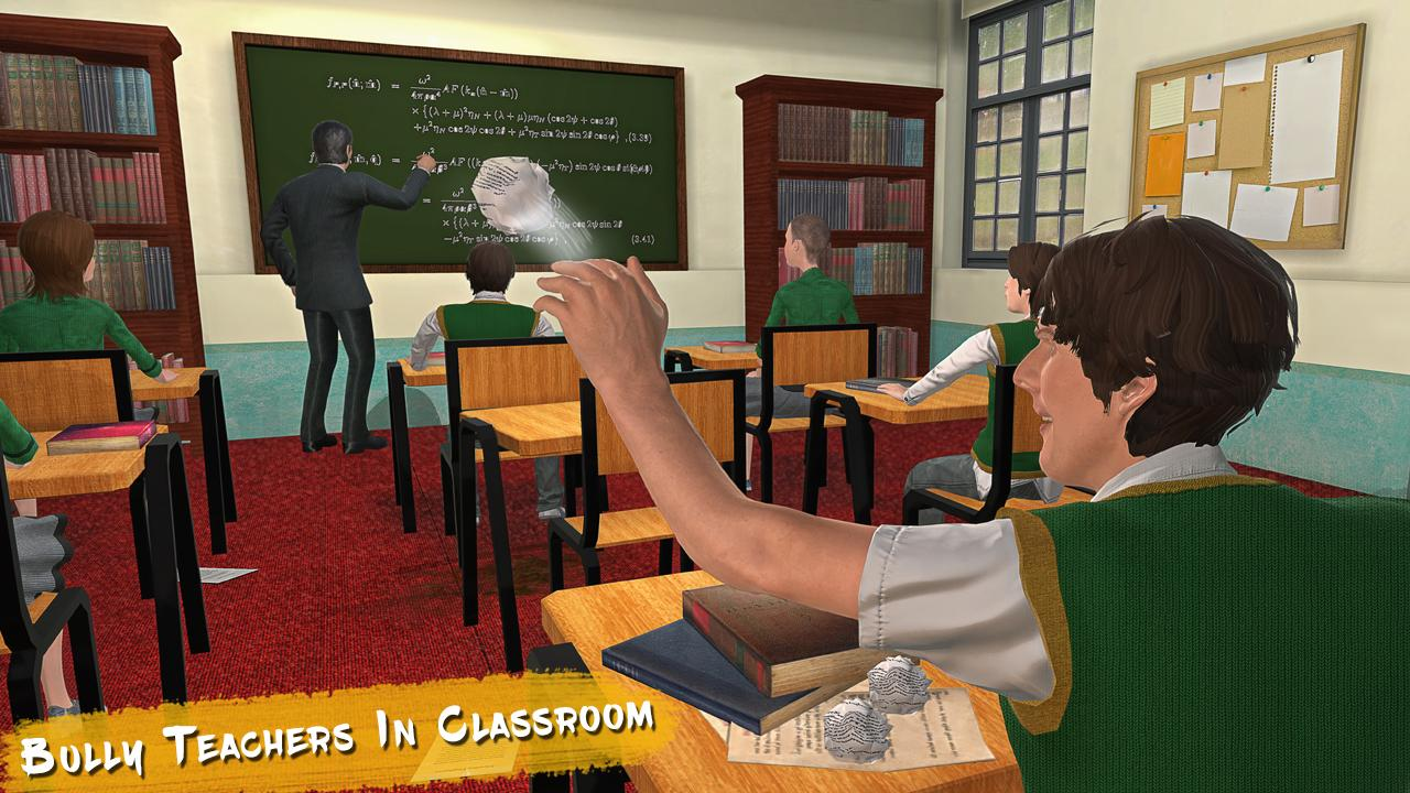 Android High School Bully Gangster Screen 1
