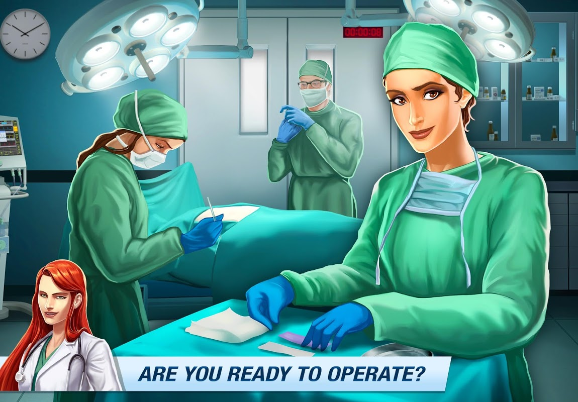 Operate Now: Build your own hospital 1.34.4 Screen 9