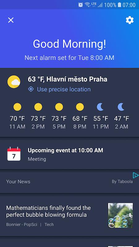 Alarm Clock: Stopwatch & Timer 6.1.0 Screen 10