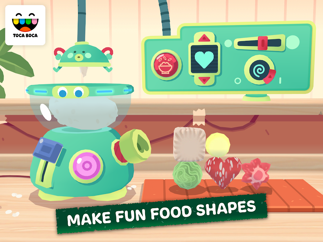 Toca Kitchen Sushi 1 0 APK Download by Toca Boca   Android APK