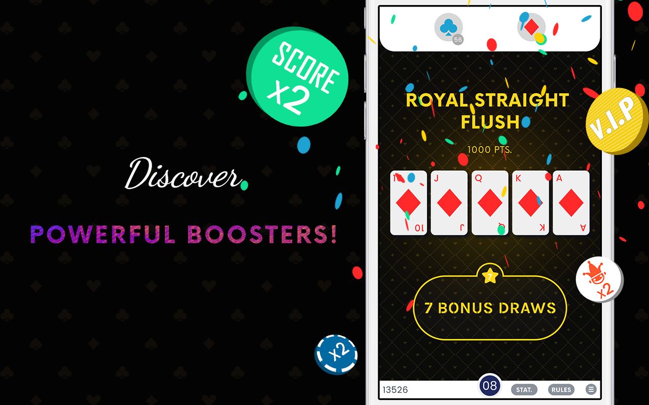 Android Daily Solitaire: Poker Saga Screen 4