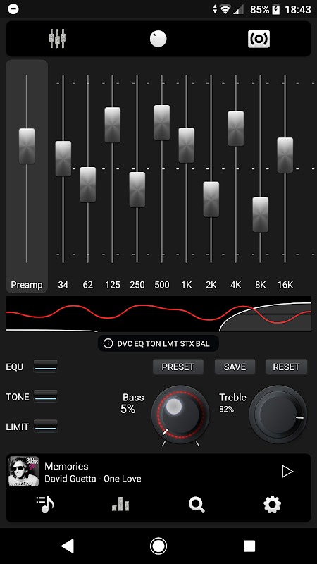 Poweramp v3 skin red dots 1 APK Download by Andrew G  | Android APK