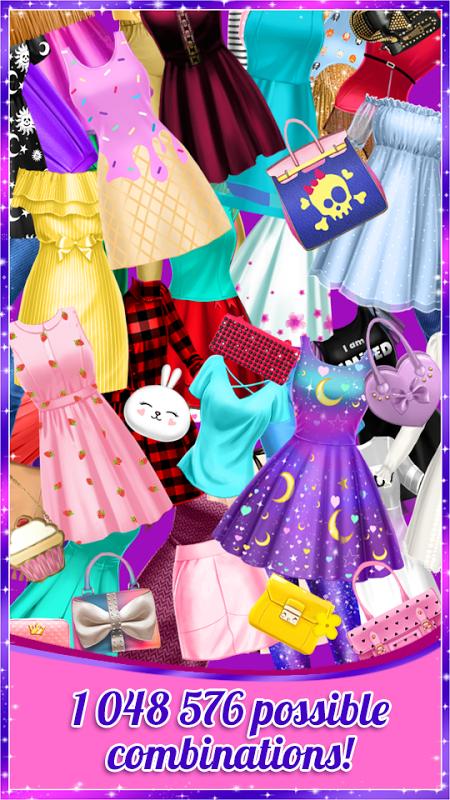 Trendy Fashion Styles Dress Up 1.0.2 Screen 3