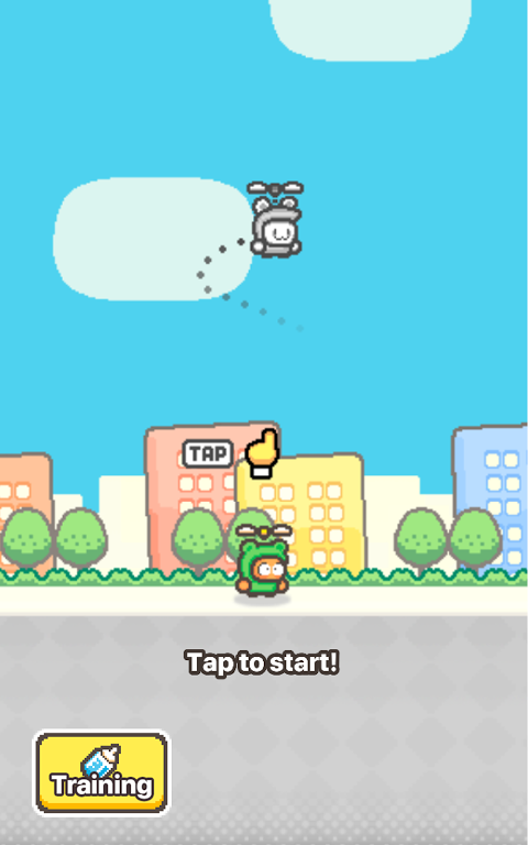 Android Swing Copters 2 Screen 1