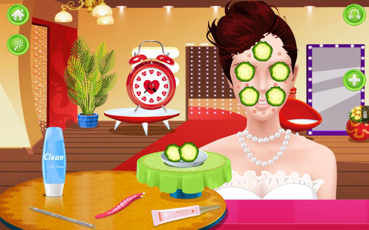 Android Make Up Salon! Screen 3