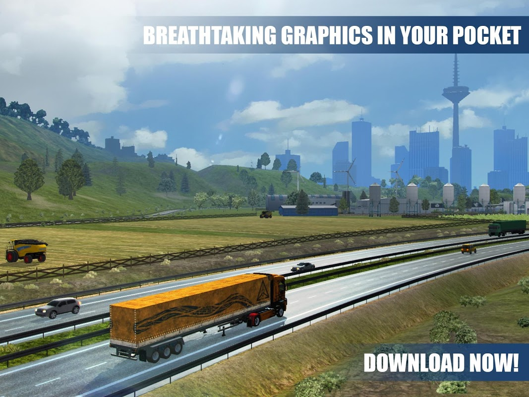 Truck Simulator PRO Europe 1.0 Screen 9