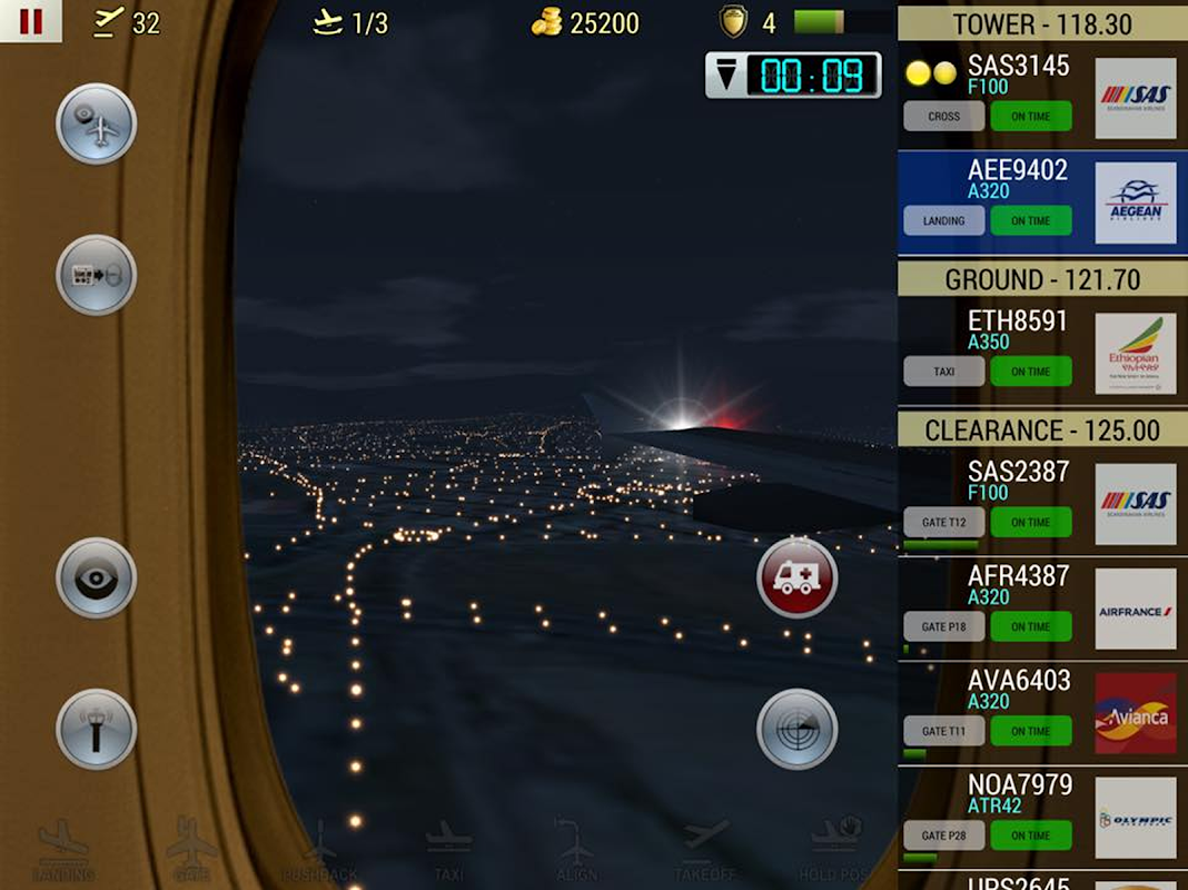 Unmatched Air Traffic Control 6.0.7 Screen 6