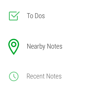 Android Evernote - stay organized. Screen 22