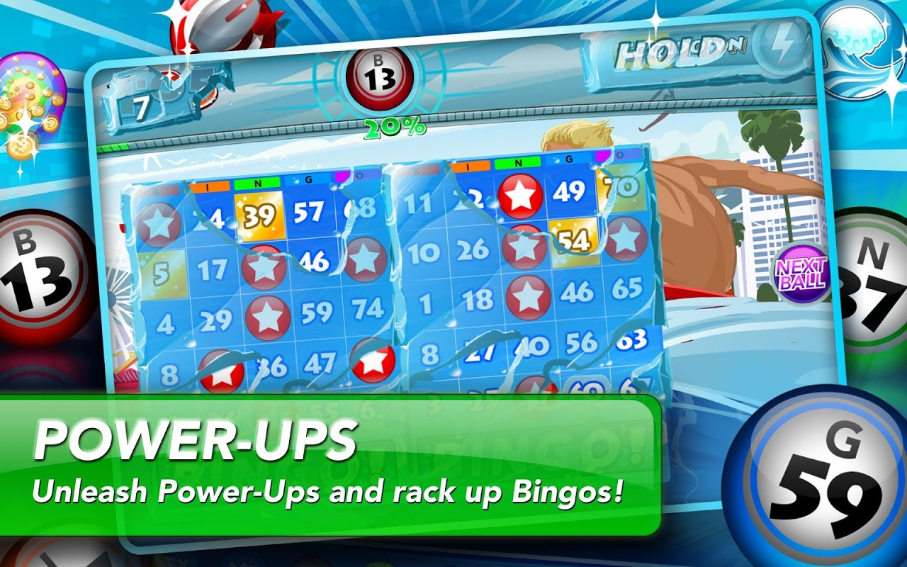 Android Bingo Rush 2 Screen 7