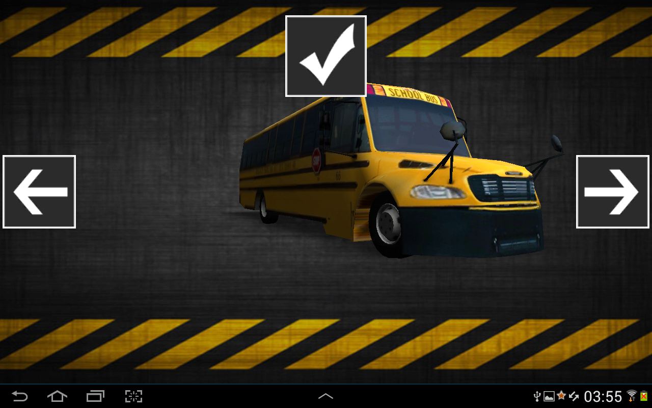 Android Bus Parking 2 Screen 1