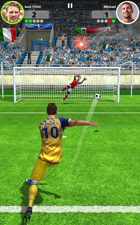Football Strike - Multiplayer Soccer 1.10.0 Screen 11