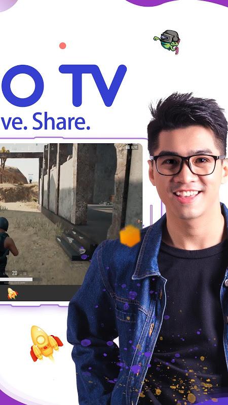 Nimo TV – Play. Live. Share. 1.5.11 Screen 1
