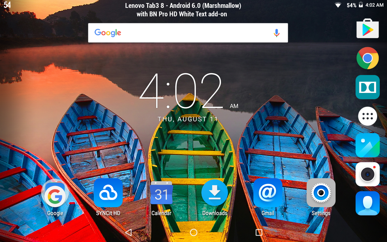 Android Battery Notifier Pro BT Screen 8