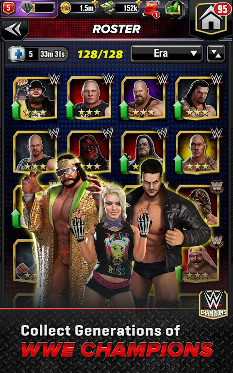 WWE Champions Free Puzzle RPG 0.306 Screen 17