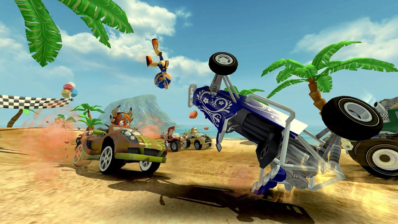 Beach Buggy Racing 1.2.20 Screen 2