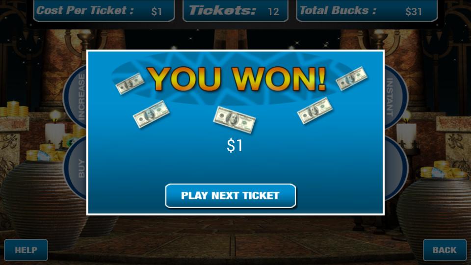 Scratch N Win 7.8c Screen 2