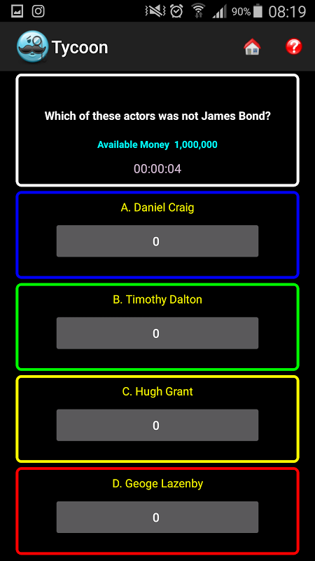 Android Tycoon Screen 4