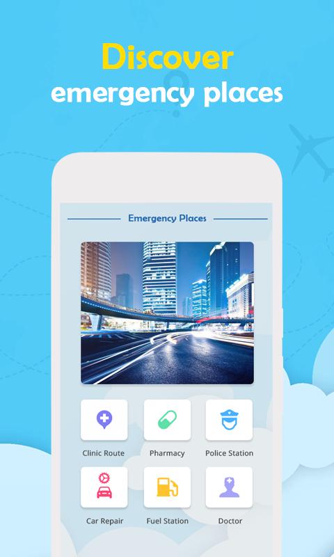 Android Flight Radar Plane Finder - Air Traffic Screen 4