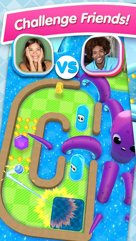 Android Mini Golf MatchUp™ Screen 5