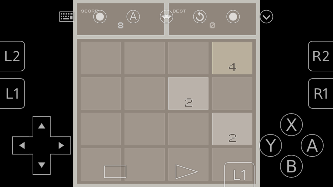 RetroArch 1.7.5_GIT_GIT Screen 1