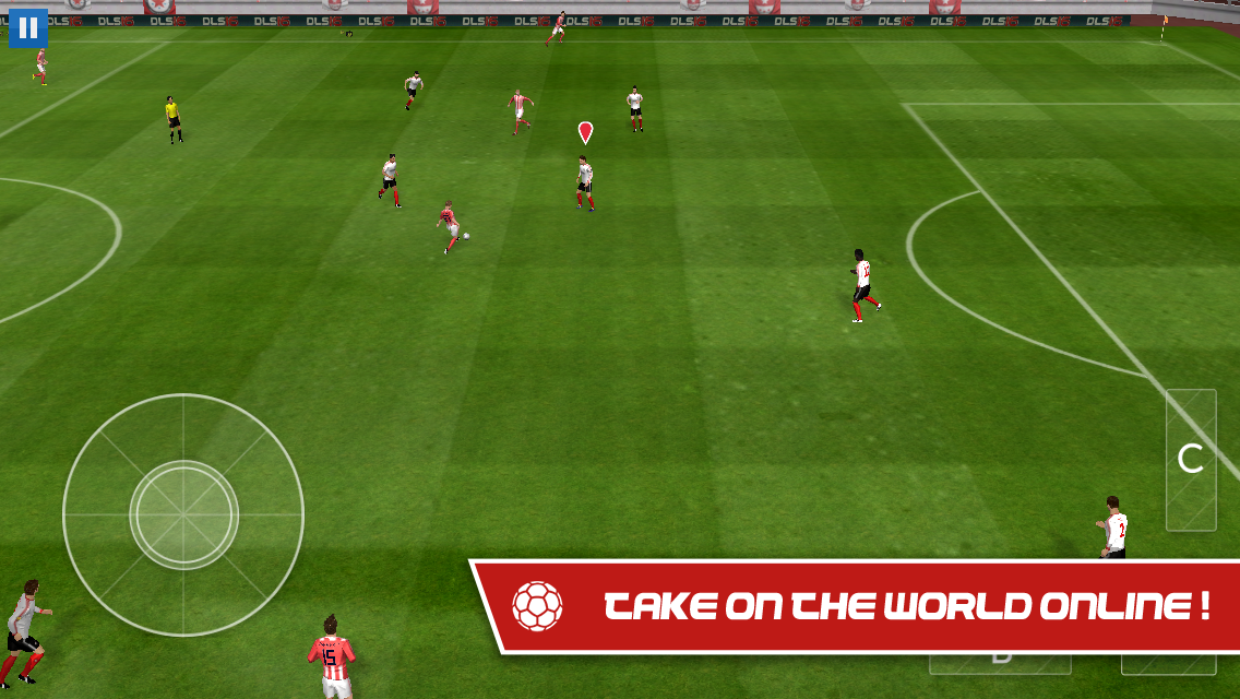 Android Dream League Soccer 2017 Screen 2