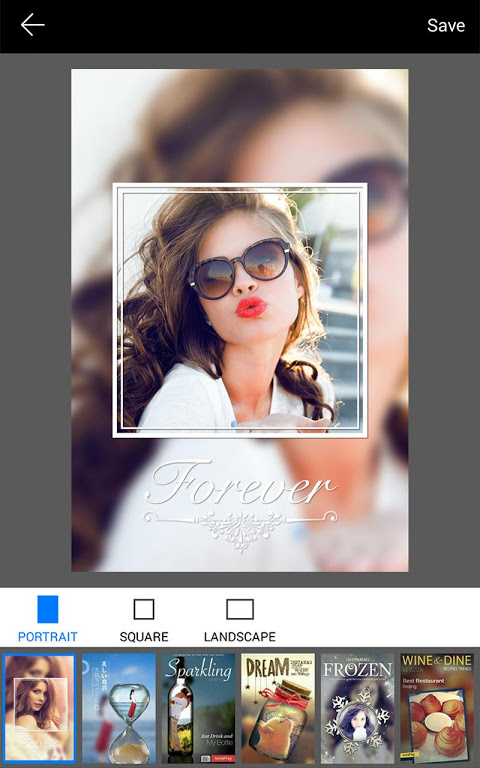Android PIP Camera - Photo Editor Pro Screen 18