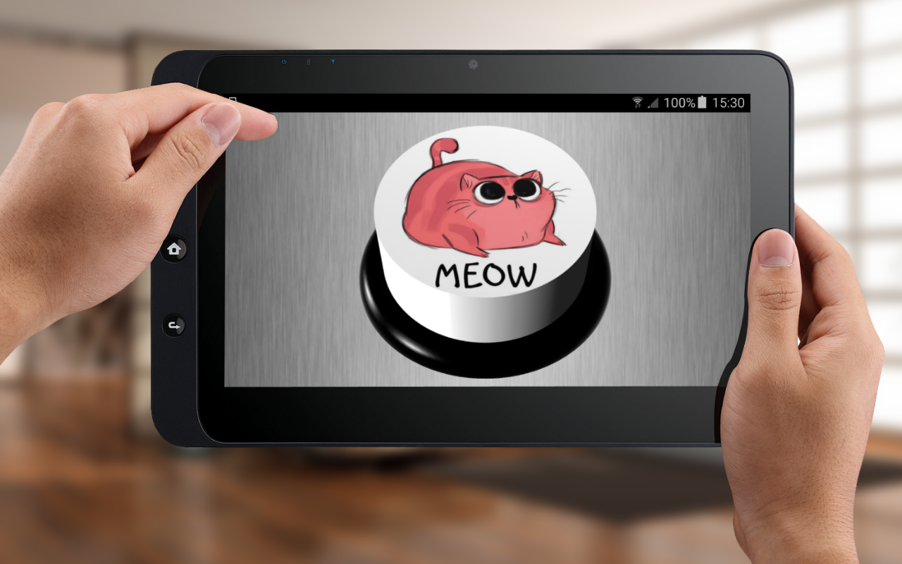Meow Button 1.4 Screen 2