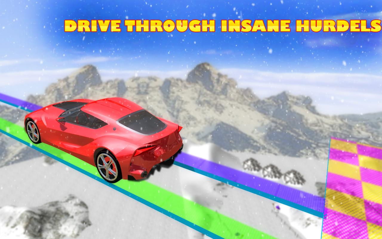 Android Extreme Stunts GT Racing Car Screen 3