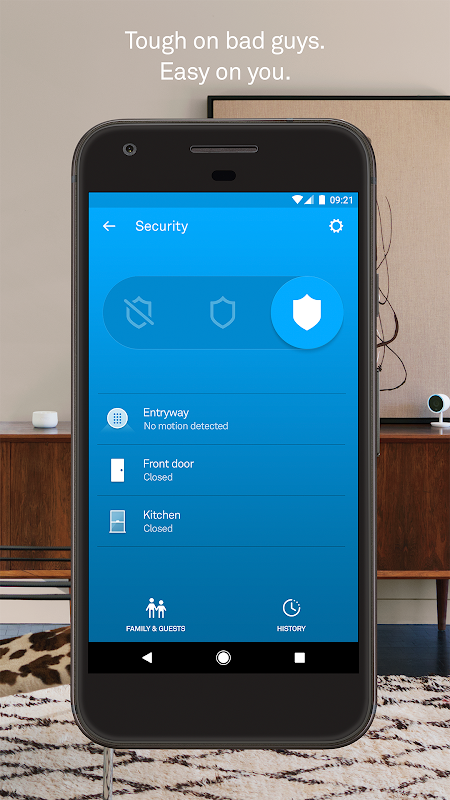 Nest 5.19.0.15 Screen 1