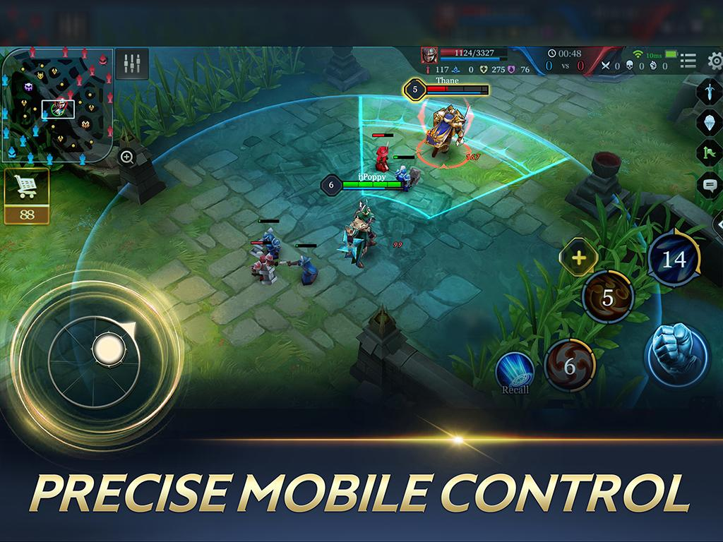 Garena AOV - Arena of Valor 1.17.2.1 Screen 4