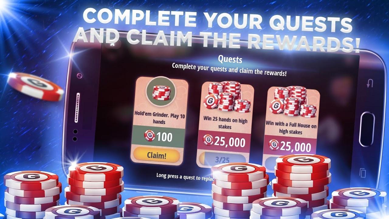 Poker Texas Holdem Live Pro 6.3.1 Screen 13