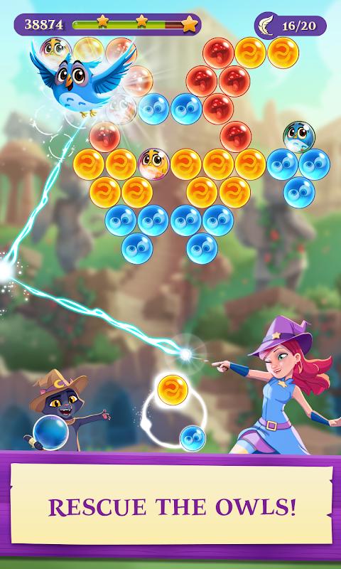 Bubble Witch 3 Saga 5.8.3 Screen 7