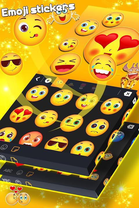Redraw Keyboard Emoji & Themes 2.8.2c Screen 1