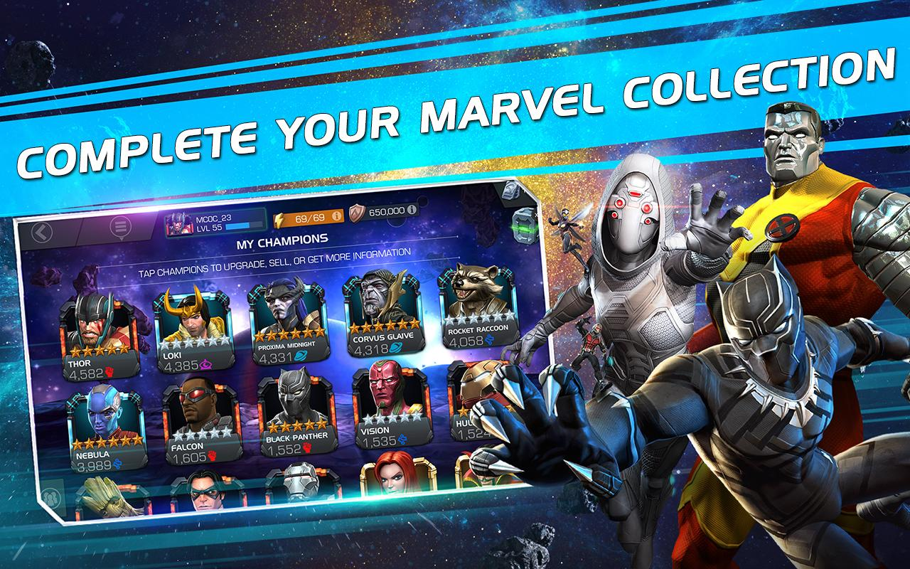 MARVEL Contest of Champions 19.0.0 Screen 3