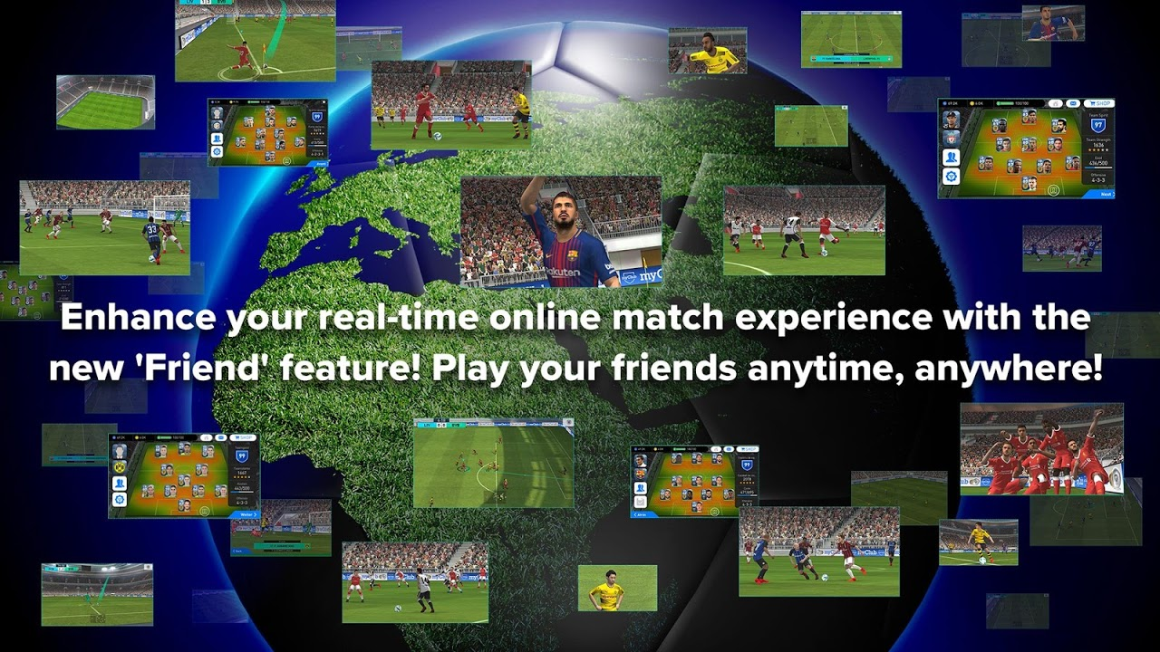 PES 2018 PRO EVOLUTION SOCCER 2.0.0 Screen 11