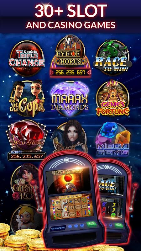 Android MERKUR24 – Online Casino & Slot Machines Screen 6