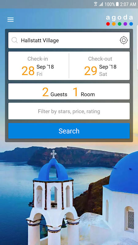 Android Agoda – Hotel Booking Deals Screen 4