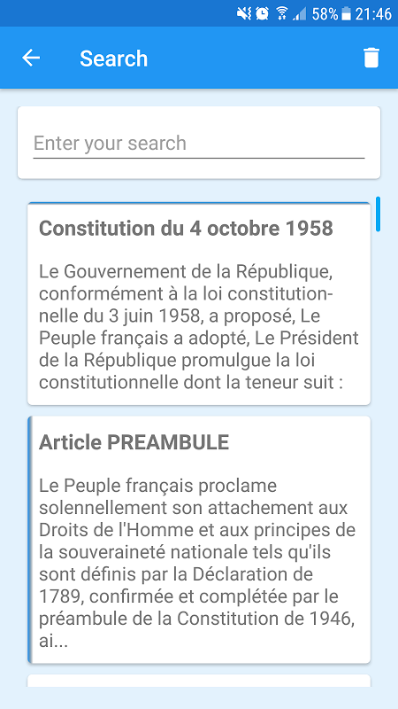 French Constitution 1.0 Screen 5