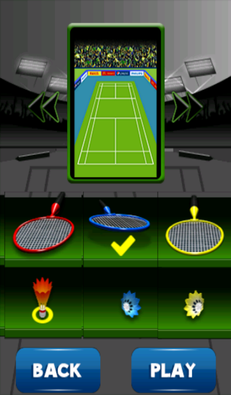 Android Badminton Champion Screen 10