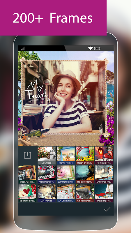 Android Photo Studio PRO Screen 5