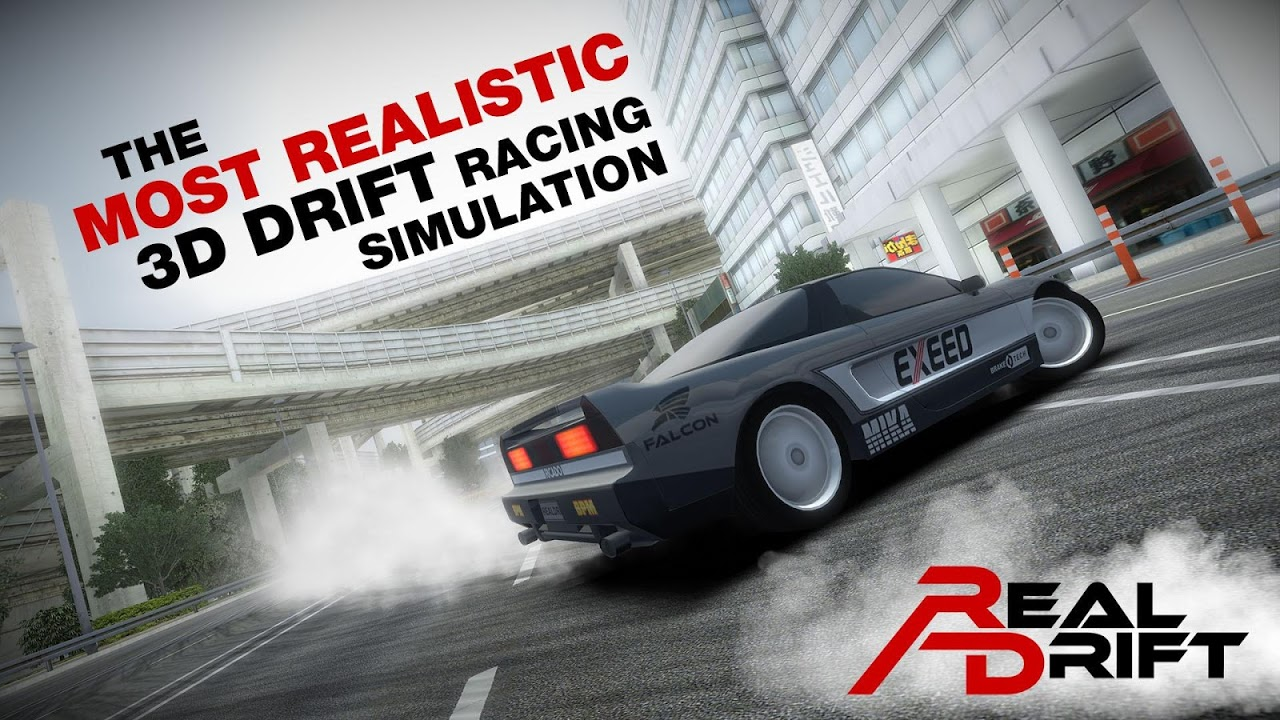 Android Real Drift Car Racing Screen 1