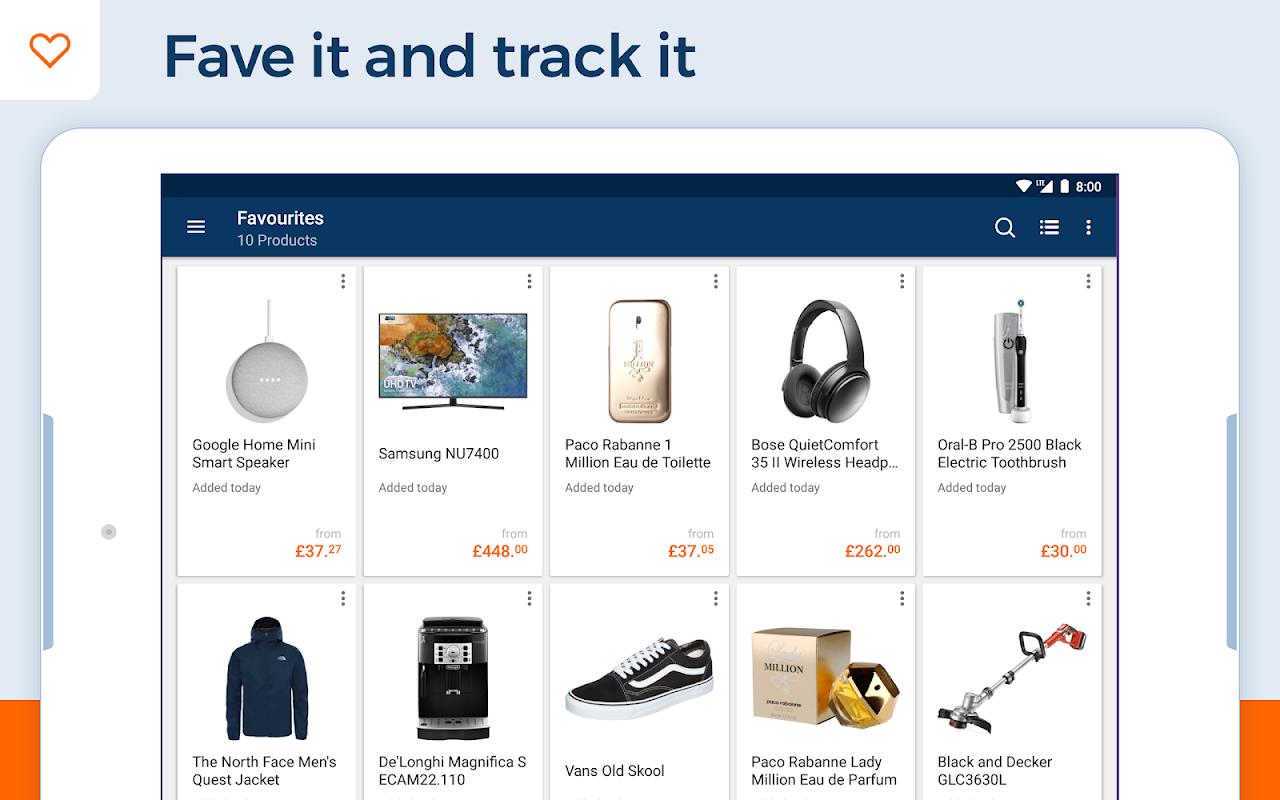 idealo - Price Comparison & Mobile Shopping App 10.3.7 Screen 14