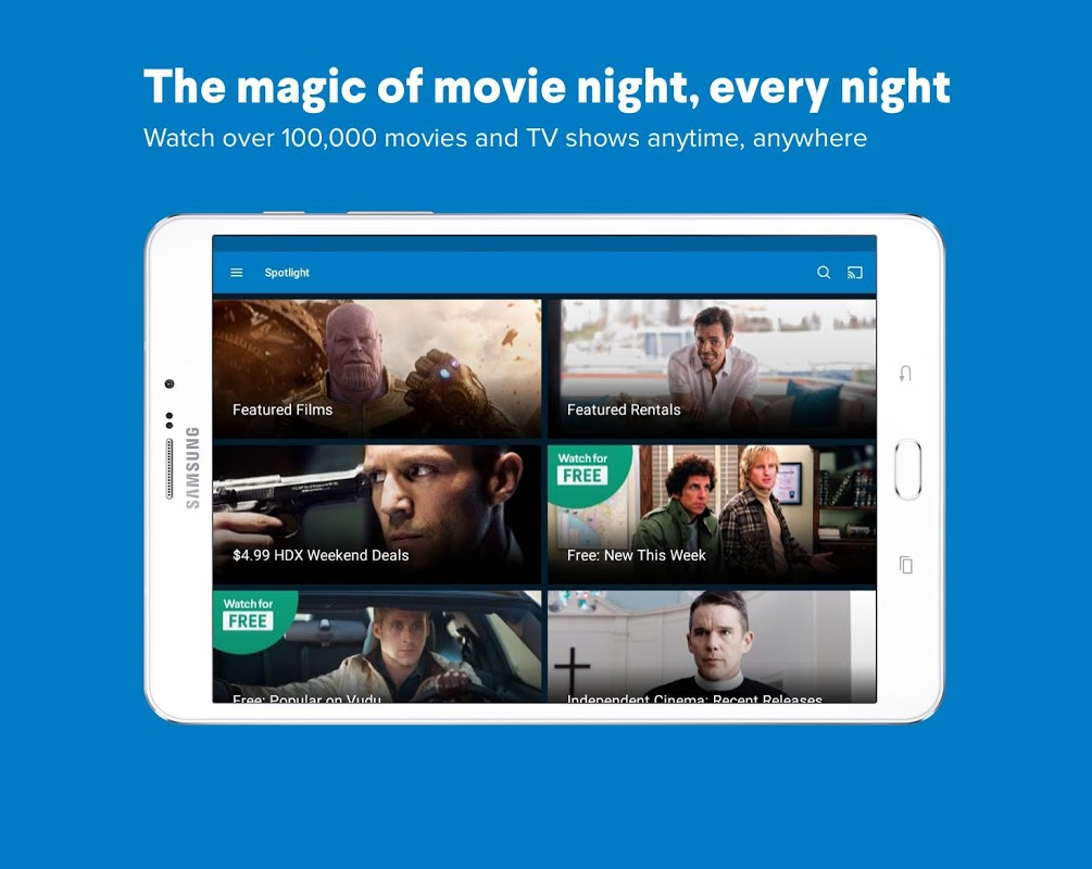 Vudu Movies & TV 4.3.58.123472 Screen 7
