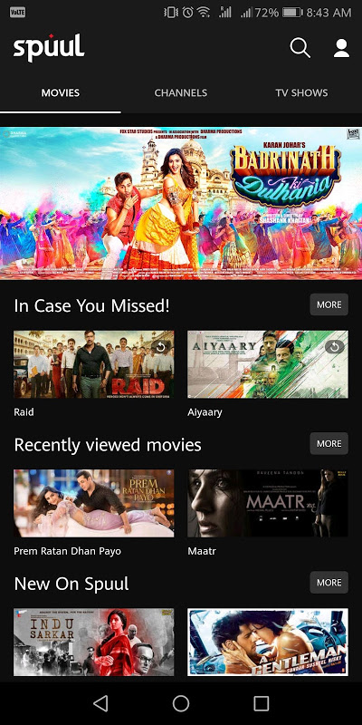 Spuul - Watch Indian Movies Spuul Android v3.3.0.4.11.28 Screen 13