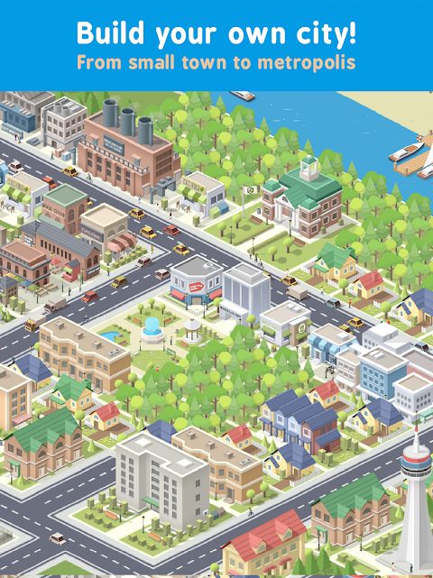 Pocket City 0.1.120 Screen 4